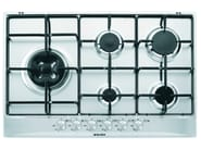 Gas built-in hob GT851IX | Hob - Glem Gas
