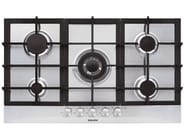 Gas built-in hob GT955HIX | Hob - Glem Gas
