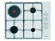 Gas built-in hob GTL647IX | Hob - Glem Gas