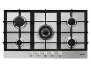 Gas built-in hob GTP955HIX | Hob - Glem Gas