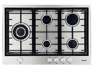 Gas built-in hob GTPF855HIX | Hob - Glem Gas