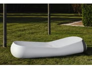 Garden daybed GUMBALL SUNLOUNGE - PLUST Collection by euro3plast