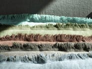 Solid-color linen upholstery fabric GYPSIES - Élitis
