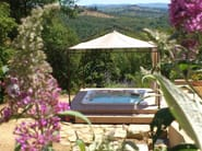 Wrought iron gazebo Gazebo 9 - Garden House Lazzerini