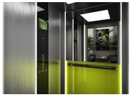 Lift without machine room for existing buildings Gen2® Flex+ - OTIS Servizi