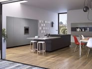 Kitchen with integrated handles GIBILTERRA - Del Tongo