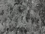 Self adhesive PVC furniture foil with marble effect Grey Alps Marble Matt - Artesive