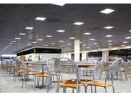 Ceiling tiles H40 | H50 - ATENA