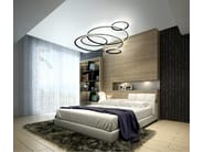 LED pendant lamp with Swarovski® Crystals HALO - Manooi