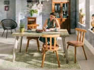 Sedia in legno HANS - KARE-DESIGN