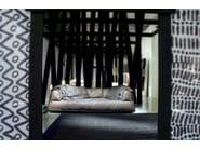 Leather sofa HARD & SOFT - BAXTER