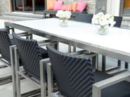 Rectangular dining table HARRISON | Dining table - 7OCEANS DESIGNS