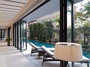 Lettino da giardino reclinabile HAVANA | Lettino da giardino - 7OCEANS DESIGNS