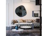 Wall-mounted mirror HAWAII - Cattelan Italia