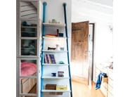 Wall-mounted lacquered shelving unit HELP - IFT