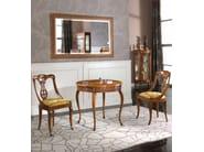 Sedia imbottita in legno massello HENRY | Sedia - Arvestyle