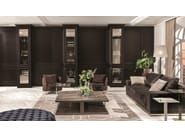 Wooden boiserie / storage wall HERITAGE - Fratelli Longhi