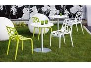 Polypropylene garden chair HERO - Calligaris