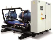Heat pump / Water refrigeration unit HEVW EA - Thermocold Costruzioni