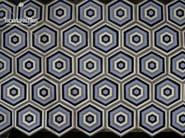 Indoor/outdoor cement wall/floor tiles HEXAGON 104 - TsourlakisTiles