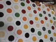 Indoor/outdoor cement wall/floor tiles HEXAGON 105 - TsourlakisTiles