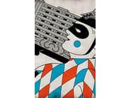 Fiberglass textile wallpaper HO-01 - MOMENTI di Bagnai Matteo