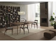 Rectangular solid wood table HOPE | Rectangular table - Pacini & Cappellini