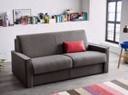 Fabric sofa bed with removable cover HUGÒ - Felis
