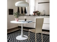 Round crystal coffee table HUGO - Cattelan Italia