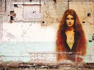 Panoramic wallpaper SKULL 06 - Inkiostro Bianco
