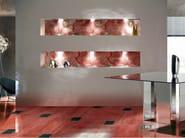 Ceramic wall tiles HYPNOTIC ROSSO - CERAMICHE BRENNERO