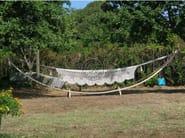 Fabric hammock Hammock - Garden House Lazzerini