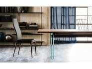 Extending rectangular table IKON DRIVE - Cattelan Italia