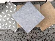 Lava stone wall tiles / flooring IMPUNTURE - Sgarlata Emanuele & C.