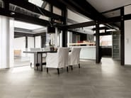Glazed stoneware flooring with stone effect IN OUT & REVERSE | Flooring - Ceramica Cercom