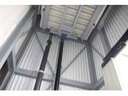 Service lift INDUSTRIAL & LOGISTICS | Service lift - LIFTINGITALIA