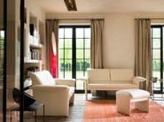 Upholstered pouf INDY | Pouf - Jori