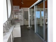 Aluminium sliding window INFINIUM - ALUK Group