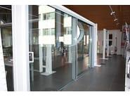 Aluminium sliding window INFINIUM - ALUK Group