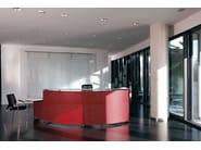Modular reception desk INFORMA - ACTIU