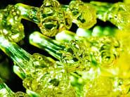 LED blown glass floor lamp INTERGALACTIC - Lasvit