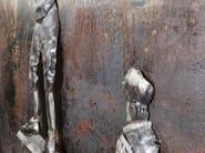 Dipinto in acciaio IRON GOLFER - KARE-DESIGN