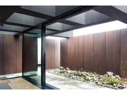 Panel for facade IRONEX - KALIKOS INTERNATIONAL
