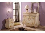 Lacquered solid wood dresser ISABEL | Dresser - Arvestyle