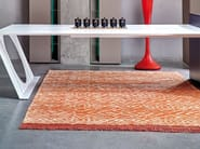 Tappeto in seta a motivi geometrici ISABEL - ITALY DREAM DESIGN - Kallisté