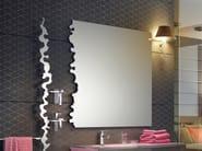 Specchio a parete per bagno ISIDO SET ONE   Specchio - LINEAG