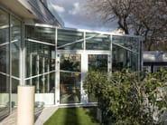 Steel patio door ISO 70 TAGLIO TERMICO | Patio door - Mogs srl unipersonale