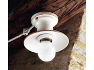 Ceramic ceiling light ISOLA | Ceiling light - Aldo Bernardi