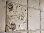 Full-body porcelain stoneware wall/floor tiles with stone effect ITALIAN COUNTRY - Ceramiche Marca Corona