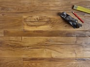 Floating prefinished wooden parquet ITALIAN OAK | OIL FINISHED TOBACCO - DELBASSO PARQUET